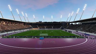 PES 2020 Stadium Letzigrund