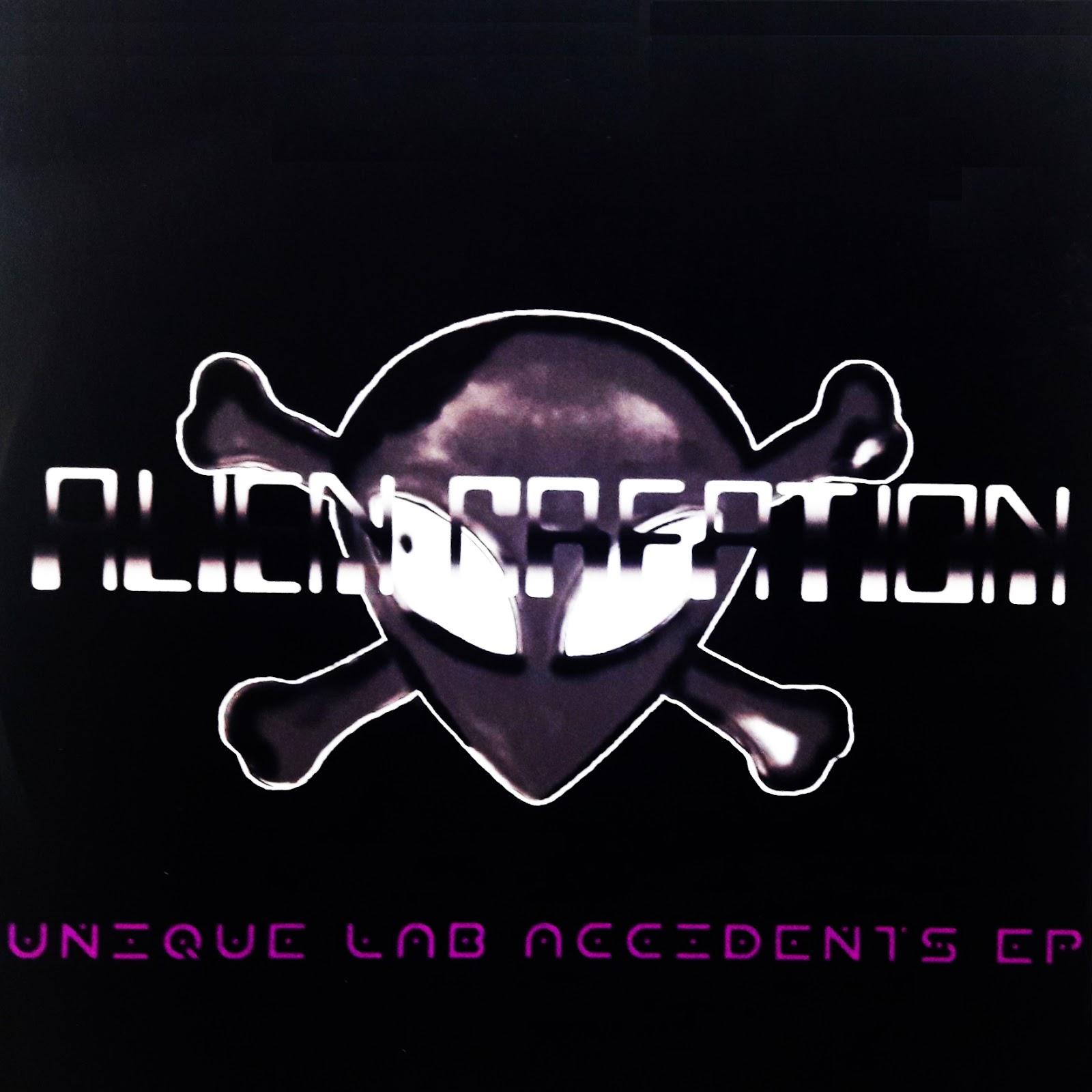 Album Review : ALIEN CREATION – Unique Lab Accidents ep