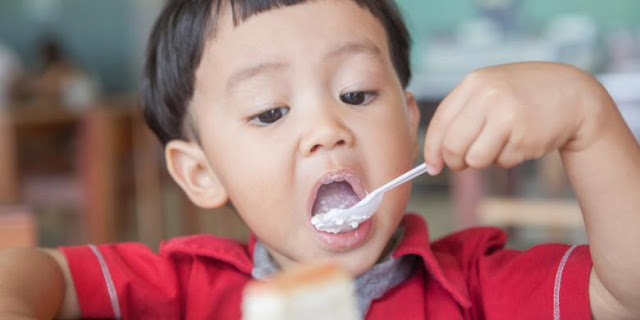 Sweet Snacks Make Children at Risk Sugar Consumption Doubled