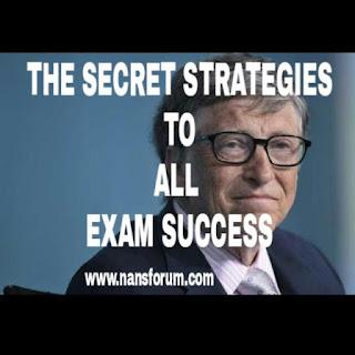 Image for Exam success
