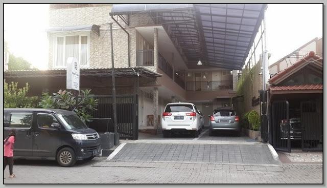LIBURAN KE SURABAYA : MENIKMATI WAKTU DI GRAND KEBONSARI