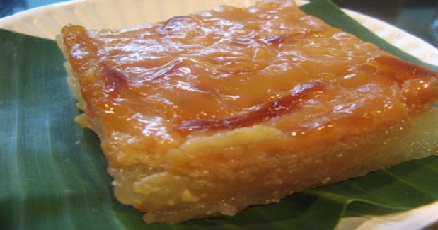 How To Cook Cassava Cake No Bake