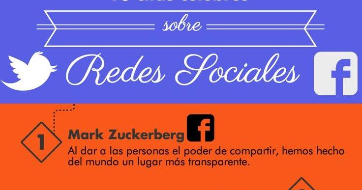 Redes Sociales Recursos Educativos Virtuales 10 Citas