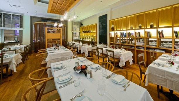 مطعم لوكانتا مايا