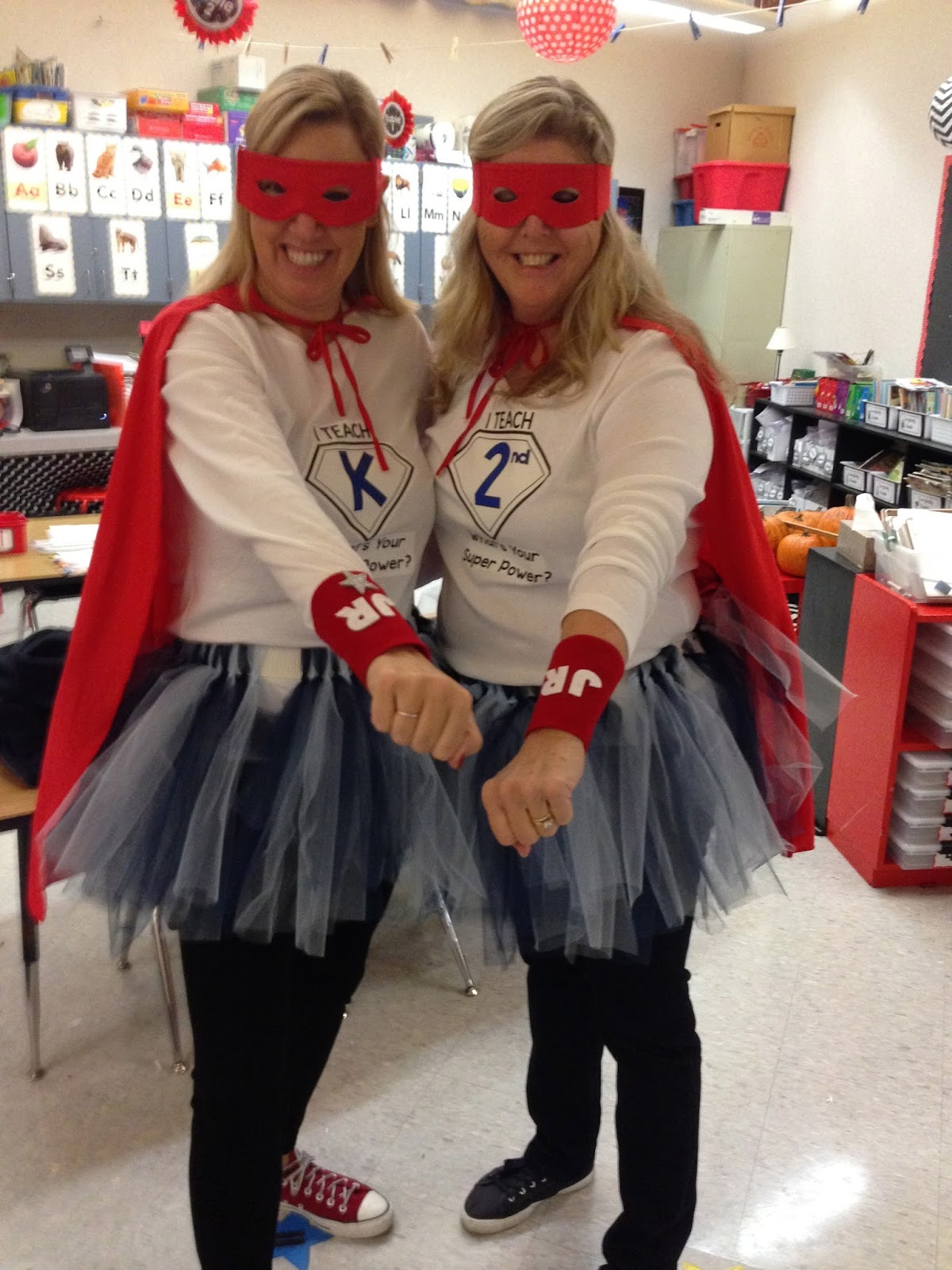 Teacher Superhero Costumes
