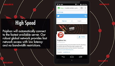 Download latest Psiphon108 handle