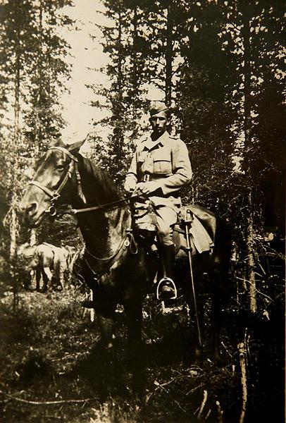 andra världskriget norrland norrbotten soldater hollasenmaa egon nilsson vittskövle