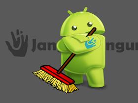 Pentingnya Aplikasi Cleaning Di Smartphone - Responsive Blogger Template