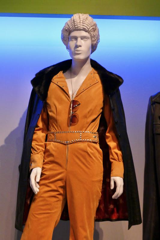 Gary Carr Deuce TV series costume