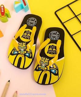 Grosir Sandal TPR anak