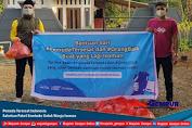 Pemuda Tersesat Indonesia Salurkan Sembako Untuk Warga Isoman