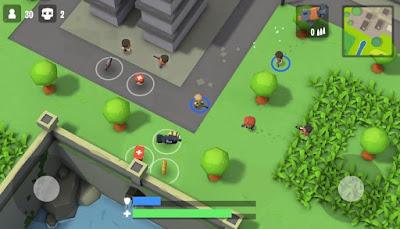 لعبة Battlelands Royale للاندرويد, لعبة Battlelands Royale مهكرة, لعبة Battlelands Royale للاندرويد مهكرة