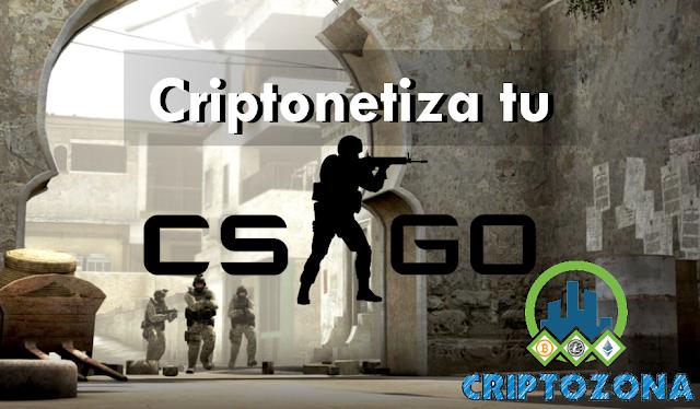 Ganar criptomonedas con CSGO