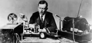 قصة و اختراعات العالم غوليلمو ماركوني مخترع جهاز الراديو