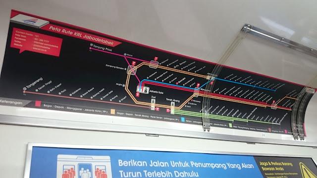 Commuter Route - Image: Author