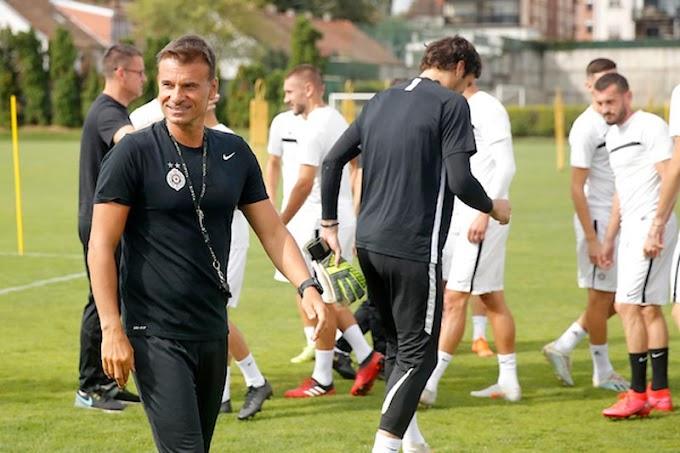 Stanojević: Spremni smo i koncentrisani! /VIDEO/