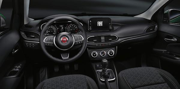 Fiat Tipo 2021 ganha versão aventureira City Cross - Europa