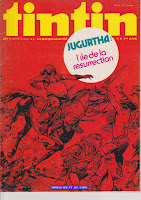 Jugurtha : l'ile de la résurrection