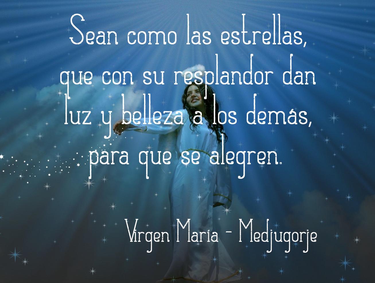 Pan para el Espíritu: Mensaje Virgen María de Medjugorje 25 de septiembre  de 2014