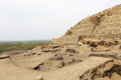 Huaca de los Ídolos Aspero, Aspero cultura Caral