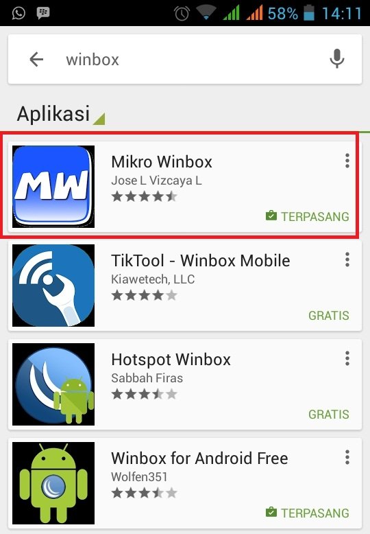 Cara Akses Router Mikrotik Menggunakan Android ~ Iman Jayoda