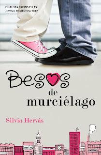 Besos de murciélago, Silvia Hervás