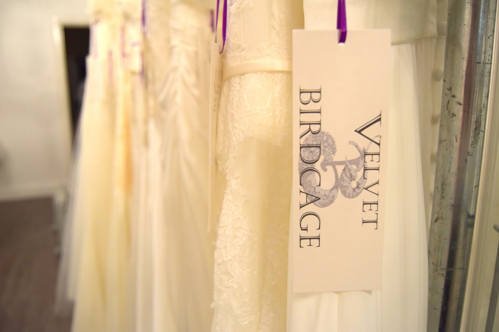 Velvet Birdcage Bridal Shop