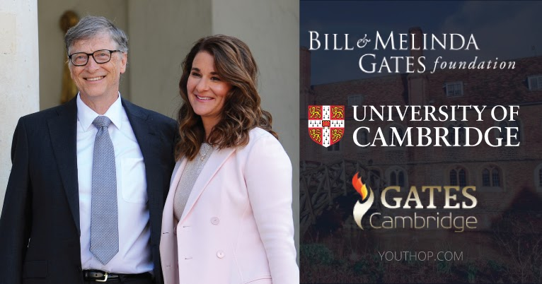 Gates Cambridge Scholarship Program 2021 in University of ...
