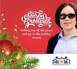 Dromi celebrate Christmas - www.naijamedialog.com.ng