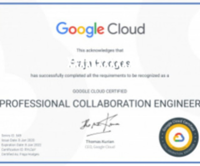 Professional Collaboration Engineer Exam and Answer