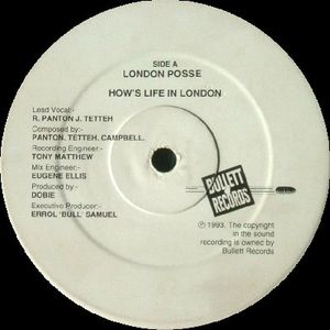 London Posse: How's Life In London (1993) [VLS] [320kbps]