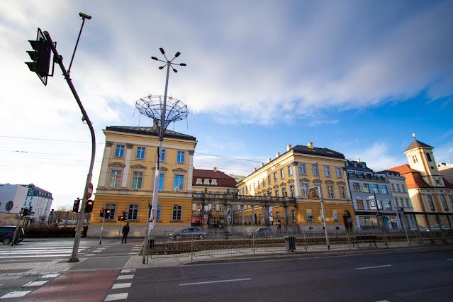 Palazzo reale-Museo della città di Breslavia