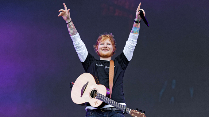 Top 10 Best Ed Sheeran Songs of All Time, #1: Shape of You