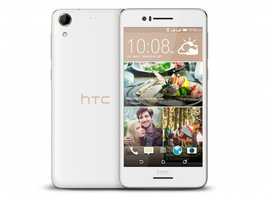 HTC Desire 728 Launched In India For $270 (INR 17990)