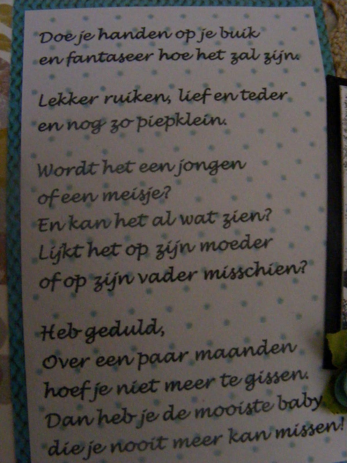 In Blijde Verwachting Gedichten Nne01 Agbc