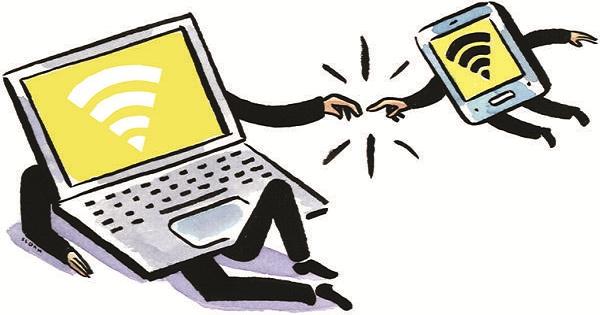 Cara Pakai Kuota Videomax Untuk Tethering Hotspot Ke PC Atau Laptop