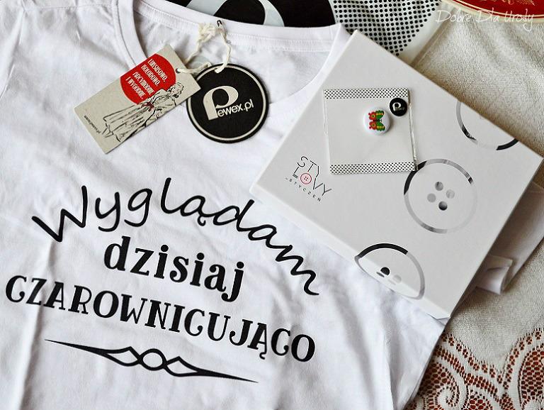 ShinyBox STYLOVY Styczeń - koszulka Pewex