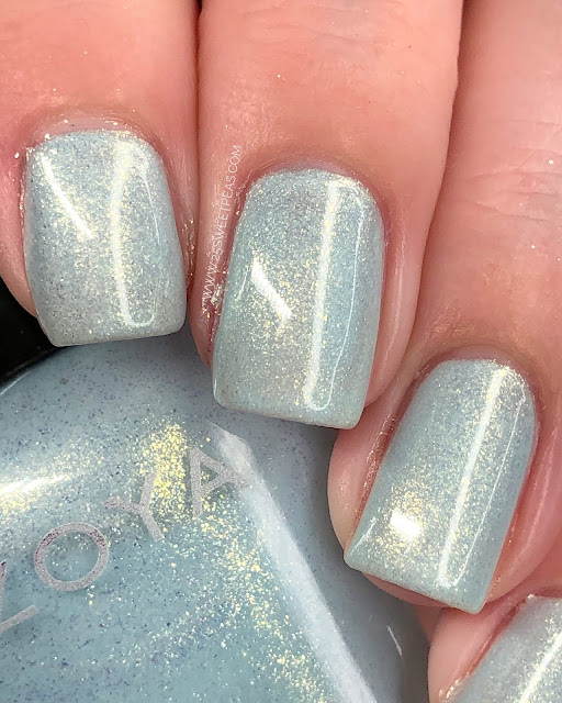 Zoya Fisher Splash Collection 25 Sweetpeas