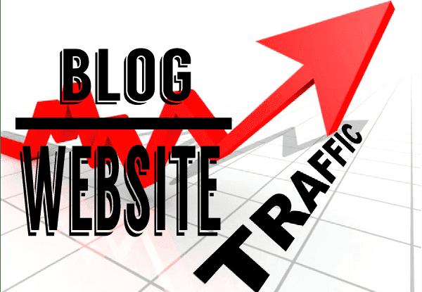 Cara ampuh Meningkatkan Traffic Blog