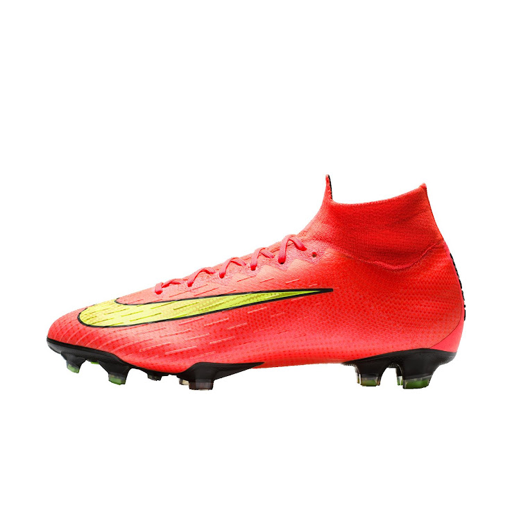 a703d205d Nike 1998, 2002, 2006, 2010 and 2014 Mercurial 360 Heritage iD 2018 ...
