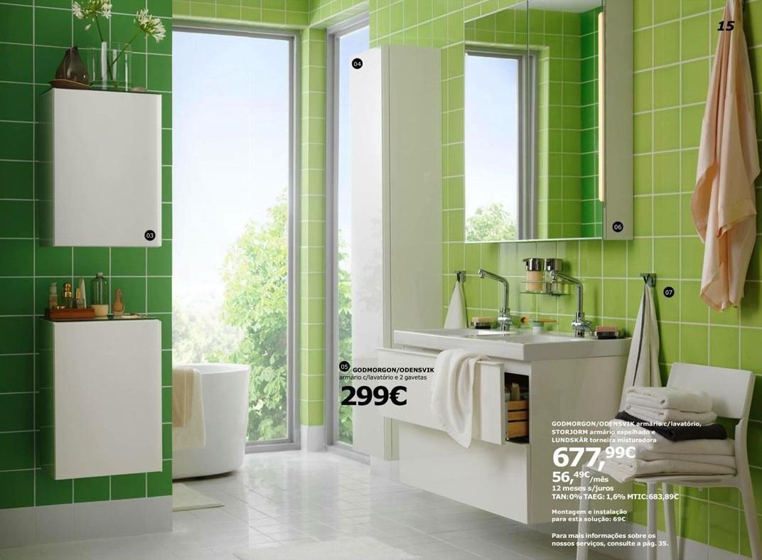 Ikea cat logo casas de banho 2017 decora o e ideias - Catalogo ikea a casa ...