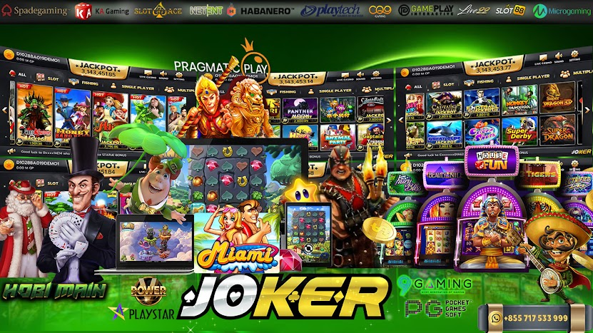 slot online jackpot progresif