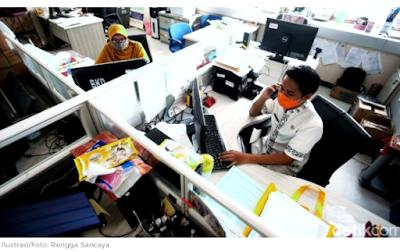 Aturan Baru Jam Kerja PNS Saat New Normal, Berlaku bagi Seluruh ASN