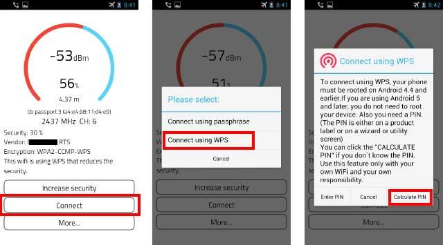 Cara menggunakan Wifi Warden Untuk Mengetahui Password Wifi