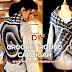 Crochet circular cardigan DIY