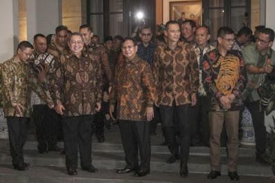 Akhir Dari Koalisi, SBY : Partai Demokrat Menyatakan Berkoalisi Dengan Partai Gerindra