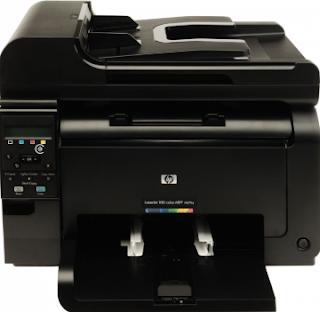 Télécharger Pilote HP LaserJet Pro 100 MFP M175nw Driver Imprimante Gratuit