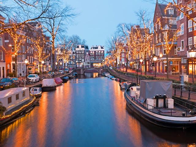 أهم 6 معالم سياحية تستحق الزيارة في أمستردام