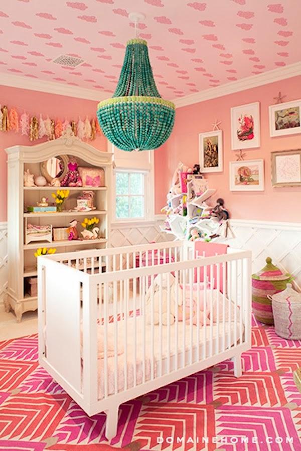 quartos de bebê e decoração
