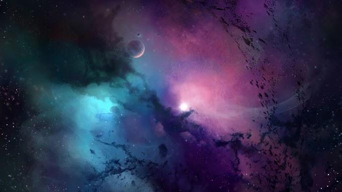 Planetas, Espaço, Universo, Galáxia, Arte